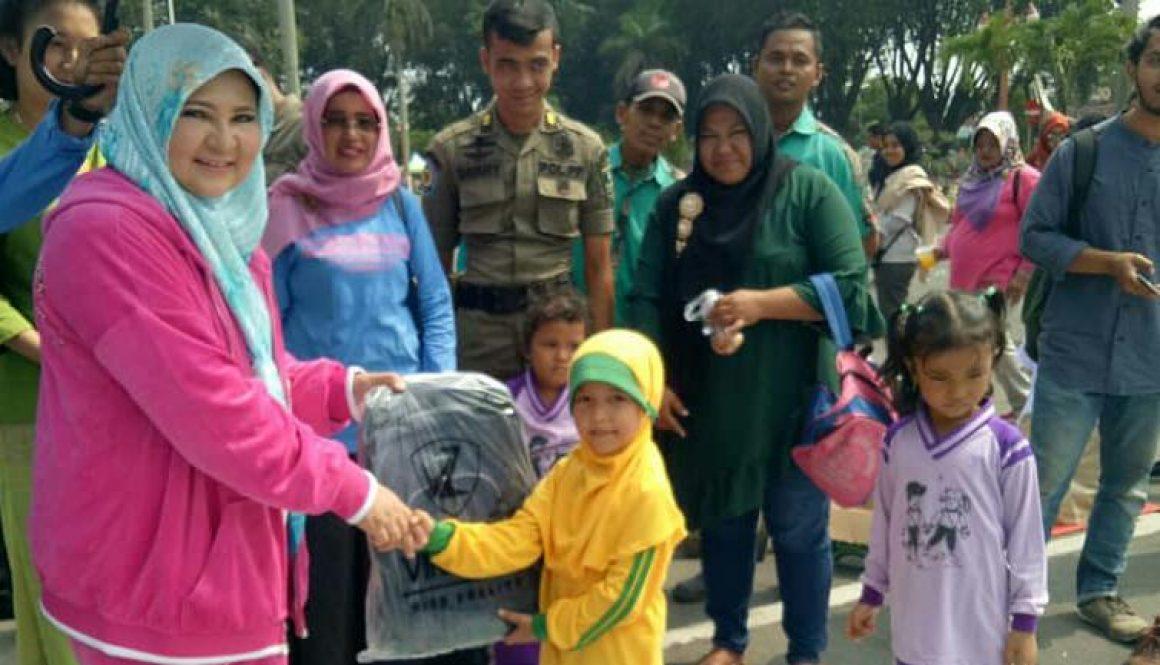 Peringatan Hari Anak Nasional 2019 bersama HIMPAUDI Provinsi Sumatera Barat