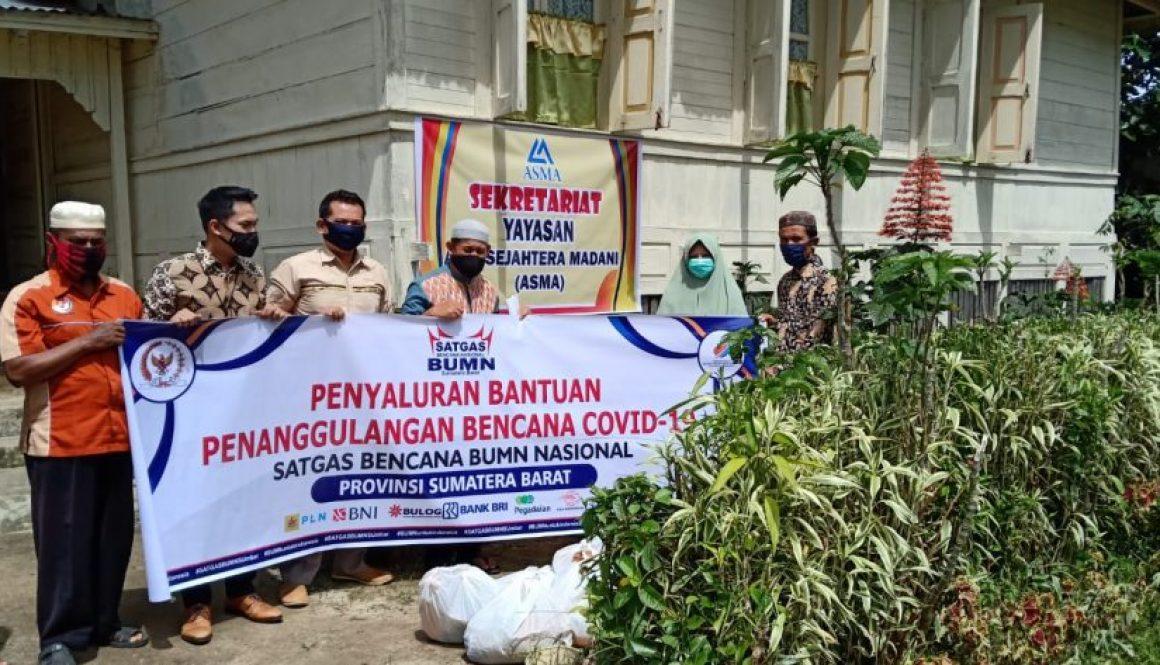 Menjelang Lebaran, Hj. Nevi Telah Menyalurkan Total Paket Sembako Sebanyak 15.000 Paket