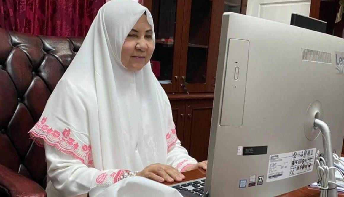 Nevi Zuairina Bicara Peran Politik Perempuan PKS di Grand Launching Minang Youth Forum