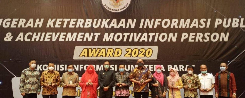 Nevi Zuairina Terima Penghargaan Achievement Motivation Person Award 2020