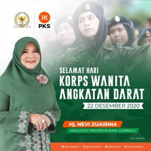 Hari Korps Wanita Angkatan Darat